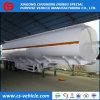 3 판매를 위한 반 차축 40000L-50000L 물 수송 탱크 트레일러