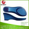 Het blauwe Bureau van de Manier van de Wig Dame Shoe Sole Gz-1031