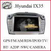La voiture DVD de 2 DIN pour IX35 avec l'appareil-photo de vue arrière a entré (K-904)