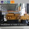 セリウムは10kw - 300kwメタンのBiogasの発電機セット承認した