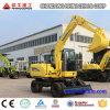 Nuevo mini excavador hidráulico 6t de China