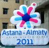 Aufblasbare Astana-Zeichen-Wand (BMLW251)