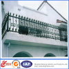 Seul Residential Modern Wrought Iron Fence (dhwindowfence-11)