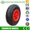 Pneumatische Räder 2.50-4 Gummiräder für Rubberwheel und Fußrolle