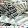 Prata brilhante tubulação de alumínio redonda anodizada da tubulação de alumínio