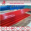 Prepainted PPGI Corrugated плитка крыши металла