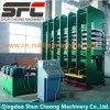 Pressa idraulica del nastro trasportatore/macchina di vulcanizzazione trasportatore di gomma
