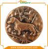 柔らかいエナメルが付いている金属の記念品の硬貨