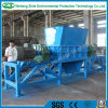 Fabrik-Hersteller-Zubehör-Altmetall/hölzerner Abklopfhammer-/Reifen-/Doppel-Welle Reißwolf für Verkauf