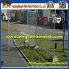 Dipped quente Galvanized ou Electric Galvanized Temporary Fence