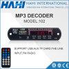 Доска MP3 миниая Decorder для памяти USB/TF Card-102