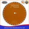 500mm 다이아몬드 잎: 안내장은 강화된 콘크리트를 위해 톱날을