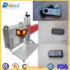 Máquina portátil do disco do USB da marcação do laser do CNC do marcador do laser da fibra