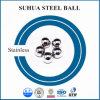 Bola de acero inoxidable AISI304 en esfera sólida del diámetro 0.635m m