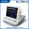Moniteur patient portatif Ysd18A du moniteur ECG de matériel maternel foetal d'hôpital