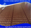 la película caliente de 4X8 Selling15 milímetro hizo frente a la madera contrachapada cubierta película de la madera contrachapada