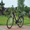 Bicicletas elétricas escondidas fêmea da bateria