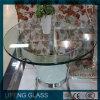 家庭電化製品のための家具の円卓会議の緩和されたガラス