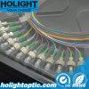 Волокно оптически Pigtailset FC APC 0.9mm 12 цветов однорежимное