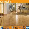 Plancher desserré de vinyle de configuration en bois de planche commerciale de PVC