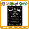 Segno su ordinazione dello stagno di piastra metallica per whisky che fa pubblicità alla scheda dello stagno