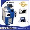 saldatura a punti della saldatrice del laser dei monili 60W