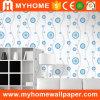 Het binnenlandse Behang van pvc van de Muur Decoratieve Materiële Waterdichte Goedkope