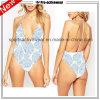 Часть Swimwears таможни одного повелительниц ткани свободно образца OEM сексуальная