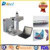 Macchina poco costosa di CNC della marcatura del laser della fibra della Cina 20W Mopa