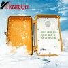 Intercom imperméable à l'eau et antipoussière de téléphone imperméable à l'eau neuf du téléphone mobile IP67 Knsp-13