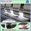 Machines van Borduurwerk 6 van Holiauma de Hete Verkopende Hoofd die voor de Functies van de Machine van het Borduurwerk van de Hoge snelheid voor het Borduurwerk van de T-shirt met Dahao Nieuwste Controle Sys worden geautomatiseerd