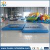 Kundenspezifische aufblasbare Tumble-Spur-aufblasbare Luft-Matte für Verkauf
