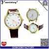 Arabische Uhr-arabische Zifferen-Vorwahlknopf-Armbanduhr-Form Dw Art-Chinese-Armbanduhren der arabischen Zahl-Yxl-003