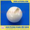 Vávula de bola de cerámica del Zirconia Polished superficial