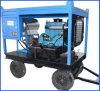 500bar 물 주입 디젤 엔진 고압 세탁기술자