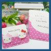 un conjunto de la tarjeta del embalaje para la joyería y la pinza de pelo (CMG-034)