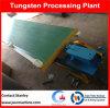 Tabella di scossa della macchina d'estrazione del tungsteno