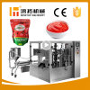 Qualité Tomato Paste Filling et Sealing Packing Machine