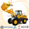 Changlin 937h 3 Tons Wheel Loader met Joystick en Big Radiator (ZL30H bijgewerkt model)