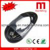 Cabo do USB da fábrica de China da alta qualidade micro para Samsung