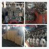 Machine de moulage du HDPE pp de coup vide en plastique de bouteilles