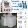 120 Packs Ice Capacity의 아주 새로운 Ice Freezer Bin