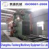 Polieren h-Träger-des Stahlgranaliengebläse-Geräts mit Geschwindigkeits-Geschoß