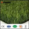 Ajardinando a esteira artificial da grama do relvado sintético