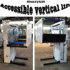 유압 접근 휠체어 수직 상승