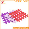 Sale (YB-LY-CM-04)를 위한 격자 Shape Silicone Cup Mat