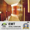 Los paneles de pared de madera del área pública de clase superior del hotel (EMT-F1203)