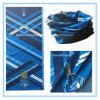 De aangepaste Bleekgele Sjaal van de Buis van de Hals van de Polyester Promotie Magische Multifunctionele