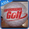 カスタマイズされたロゴのゴルフ気球を広告する膨脹可能なスポーツのヘリウムの気球