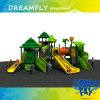 Diverso Shape Popular Children Outdoor Playground para Sale